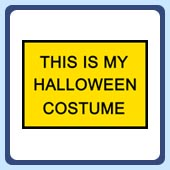 funny humorous halloween costume t-shirt, this is my halloween costume